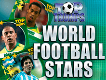 На сайте клуба Вулкан Мировые Звезды Футбола