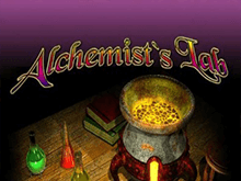 Игровой автомат Алхимическая Лаборатория в Вулкан казино