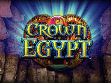Слот Корона Египта в казино Вулкан