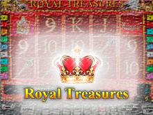 Игровой автомат Royal Treasures для рисковых гостей