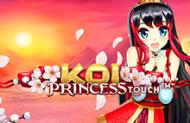 Азартный игровой слот Koi Princess онлайн