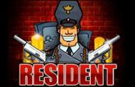 Resident: играйте в автомат онлайн на деньги